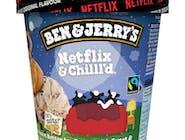 Ben&Jerry's NETFLIX&CHILLL'D 465ml
