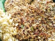 Filet Drobiowy panierowany w ziarnach