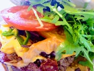 Burger De Luxe           Capra  z Bukowca