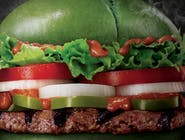 Burger          pico de pepino