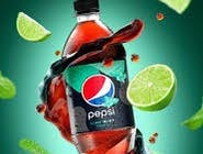 PEPSI Lime & Mint Napój gazowany- 850 ml
