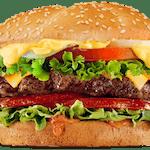 Hamburger Mr Ali