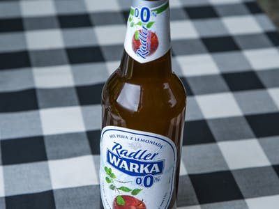 Piwo Radler 0% 0,5l