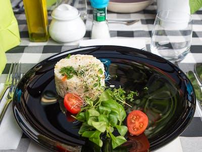 Ryż z warzywami 150g