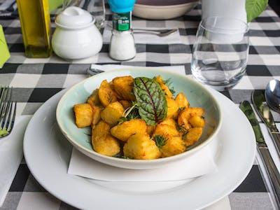 Ziemniaki opiekane z ziołami 150g