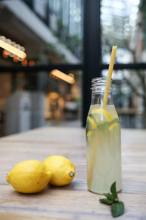 Lemoniada cytrynowa 400ml