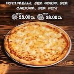 Pizza Ai Quattro Farmaggi