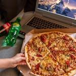 3 Duże pizze, druga -30%, trzecia -60% + Napój