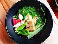 Vegan Shio Ramen /surowy makaron