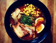 Shio ramen /rybny/ surowy makaron