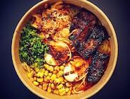 Kimchi ramen /surowy makaron