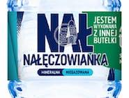 Woda mineralna niegazowana 330ml