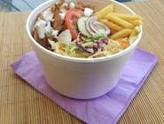 Kebab kubełek wieprzowo-wołowy