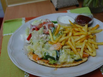 Chicken De Verduna