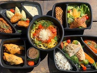 Pakiet Lunch