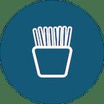 Deska serów i wędlin dojrzewających