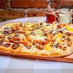 Pizza domówka