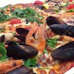 Pizza Party Mediterranea 60 x 40 cm
