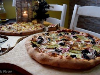 Pizza Van Gogh i Pizza Wiejska