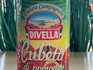 Cubetti di pomodori DIVELLA 400 g