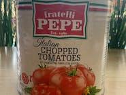 Chopped tomatoes FRATELLI PEPE 2500 g