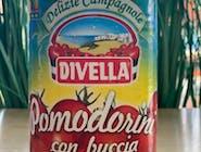 Pomodorini con buccia DIVELLA 400 g