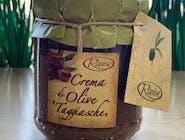"""Crema di olive """"Taggiasche"""" RANISE 180 g"""