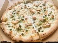 30. Pizza al salmone