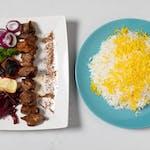 Chello kabab chenjeh