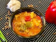 Zupa gulasz z wołowiną