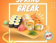 Spring Break 4+4