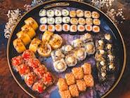 Mix Sushi World - 64 szt. + 12 szt. gratis = 76 szt.