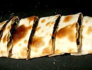 Ispanaklı pide / Pide ze szpinakiem