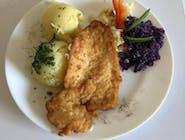 Filet z kurczaka panierowany