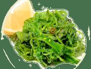 Sałatka z trawy morskiej