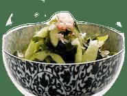 Sałatka Wakame z autorskim sosem ponzu