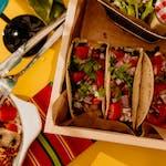 Tofu tacos klasyczne