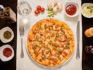 Pizza Hortobágyi - Specialitatea casei
