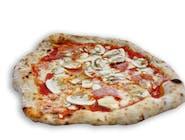 Pizza Prosciutto e champignon - szynka i pieczarki