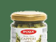 Kapary Lacrimella w occie winnym. Dobrze komponują się z sosami pomidorowymi, daniami z ryb i sałatkami. 95g