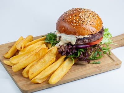 Wagyu Premium Burger