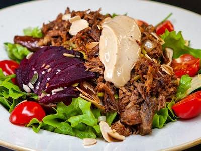 Smokey Beef Salad