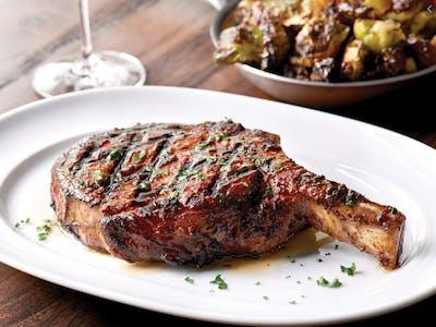Prime Rib-Eye Steak/Antricot cu os