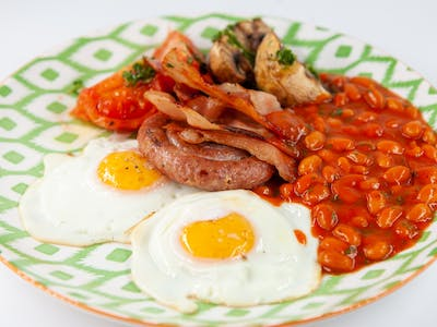 Our English Breakfast