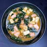 Zupa Miso Salmon