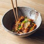Kimchi z gruszką