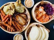 Pork Belly & Mushroom Bao Set