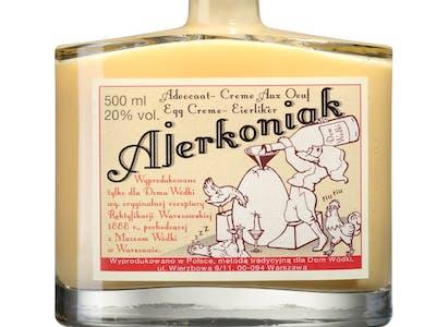 Elixir Ajerkoniak 0,5l