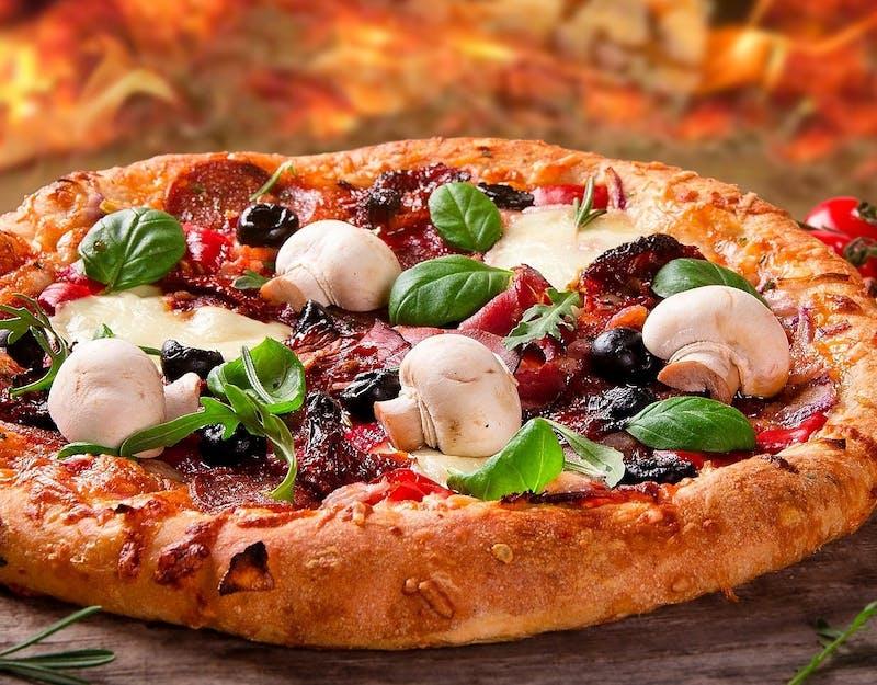 15% rabatu na wszystkie pizze!