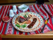 Muschi de vita Chateaubriand servit cu sos Béarnaise